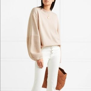 Elizabeth And James Aida Wool & Cashmere Sweater